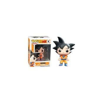 Funko Pop! Animation Dragonball Z Black Haired Goku Exclusive