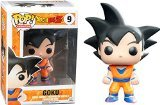 Funko Pop  Animation Dragonball Z Black Haired Goku Exclusive