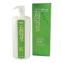 Vitabath Green - Bath & For Women 32 Oz Shower Gelee