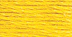 DMC 116 8-973 Pearl Cotton Thread Balls, Bright Canary, Size 8