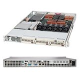 Supermicro A+ Server AS-1040C-8 Beige, Quad Amd Opteron Support (dual Core) 1000 Mhz Hypertransport Link, 32GB D