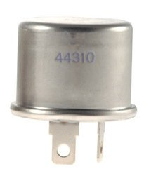 Mechanical Flasher (Grote 44310 2 Pin Flasher (8 Light Thermal Mechanical Flasher))