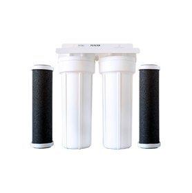 Home Wasser Ersatz Filter Für 2 Stufige Trinkwasser Filter, Flaschensauger