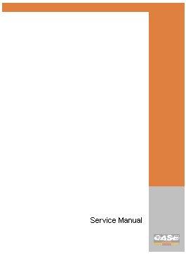 Case 580M 590M & Super M Backhoe Loader Workshop Repair Service Manual - Part Number # 6-41490