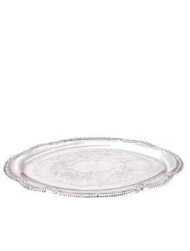 c42c8964f0223 Image Unavailable. Image not available for. Colour  EKAANI Silver Plated ...