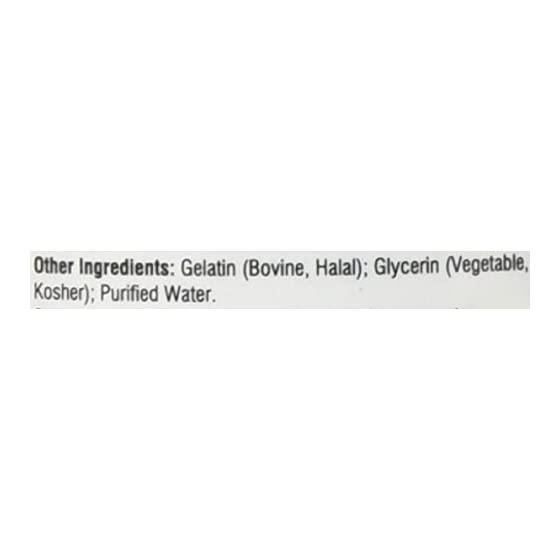 Amazing Herbs Premium Black Seed Oil Soft-Gels, 60 Count (Pack of 1)