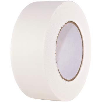 EZ-ier Stucco Polyethylene Tape, Serrated-Edge (White, 2