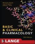 Basic and Clinical Pharmacology 12/E (LANGE Basic Science) 12th (twelve) edition