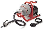 Ridge Tool 71722 Ridgid K-40Af Sink Machine, 13.5'' x 11'' x 24'' by Ridge Tool