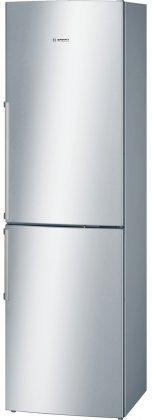 Bosch 800 Series 11-Cu Ft Counter-Depth Bottom-Freezer Refrigerator Wi