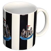 Newcastle United Fc Football Mug Official