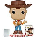 Disney Pixar: Toy Story - Woody '20th Anniversary' Funko Pop! Vinyl Figure (Includes Compatible Pop Box Protector Case)