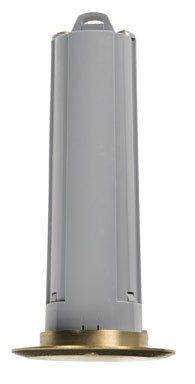Thomas & Belts E971fbdi-2 1-gang Non-metallic Drop-in Floor Box, Pvc