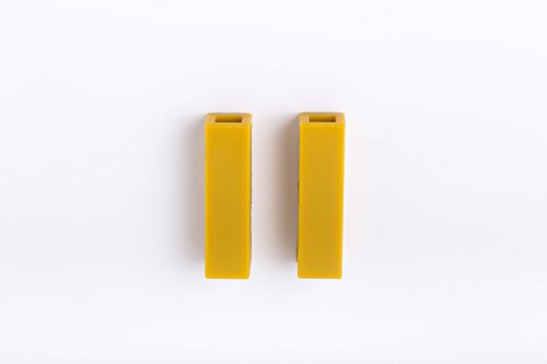 Gls Polyurethane - Geelli gls-0s2-c25Polyurethane Gel listà Mustard 2.5x 2.5H 9cm