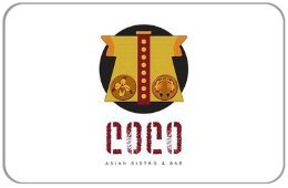 Coco Asian Bistro Gift Card   100