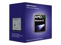 AMD Phenom II X4 945 Deneb 3.0 GHz 4x512 KB L2 Cache Socket AM3 95W Quad-Core Processor - Retail HDX945WFGMBOX