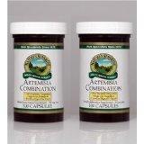 Nature's Sunshine Artemisia Combination 100 Capsules (Pack of 2) For Sale