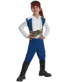 Jack Sparrow Basic Kids Costume - 4-6x -