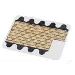 Ecg Tab - Kendall Q-trace Gold 5500 Resting Ecg Tab 5400 Q-trace - Model 31433538 - Case of 1000