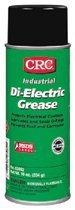 CRC NLGI Grade 2 Di-Electric Grease, 16 Oz Aerosol Cans, Pack Of 12 Cans by CRC