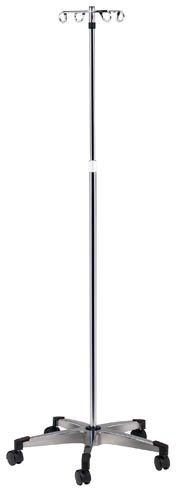 IV Stands/Poles - 4-Hook Twist Lock