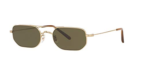 Oliver Peoples - Indio - 1263ST 51 503552 - Sunglasses (Soft Gold, ()