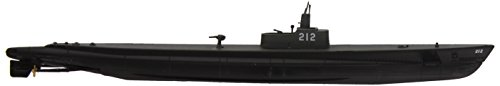 Uss Ss-212 Gato 1941 1:700 Easy Model Subs Plastic Model Kit Miniature Submarine