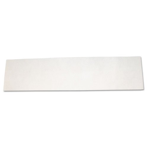 Microfiber Wet Pad, White, Pk 250 by Diversey