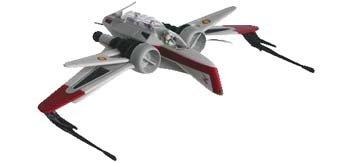 Star Wars ARC170 Fighter Model Kit ()