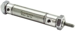 NORGREN RP200X3.000-DAD DOUBLE ACTING END MNT ACTUATOR, 250PSI, 2 X 3IN
