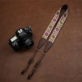 CowboyStudio Bein Fashion Universal Embroidery Style DSLR Camera Shoulder Wrist Grip Neck Belt Strap, CAM7516