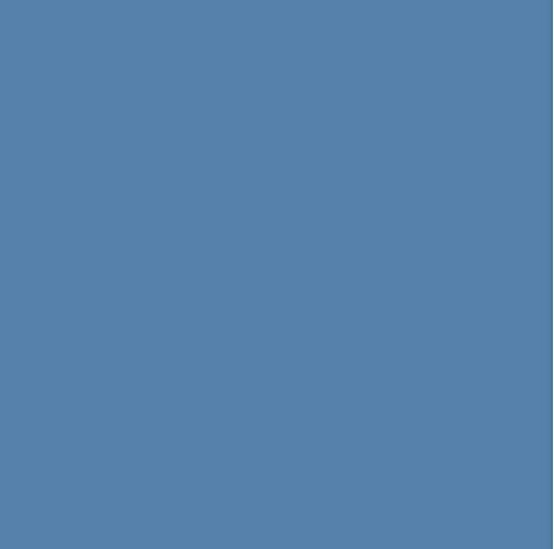 7 Fl. Oz. Bottle of Blended Rit DyeMore Synthetic Fiber Dye - Color = PARISIAN BLUE