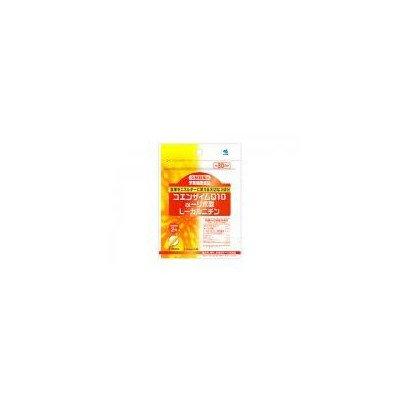 小林製薬の栄養補助食品 コエンザイムQ10+αリポ酸+Lカルニチン(60粒 約30日分) 4セット B009WH7PDM
