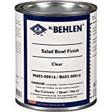 Behlen Salad Bowl Finish 1 QT