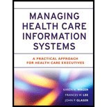img - for Managing Health Care Information Systems (05) by Wager, Karen A - DBA, Frances Wickham Lee - Glaser, John P [Hardcover (2005)] book / textbook / text book