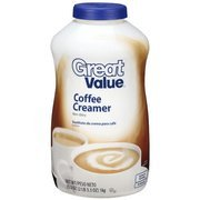 Great Value  Coffee Non Dairy Creamer  35 3 Oz Pack Of 4