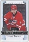 Noah Hanifin #155/399 (Hockey Card) 2015-16 Upper Deck Black Diamond - Rookie Gems #RG-NH (Nh Gem)