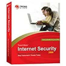 Pc-cillin Internet Security 2008 Mailer Pack