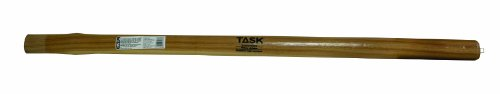 Task Tools T72079 36-Inch Heavy-Duty Sledge/Maul  with Up to 24-Pound Handle, Hickory