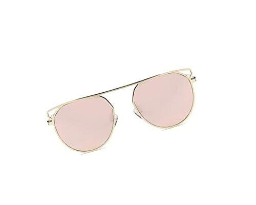 protection métal Hommes de Mode en lunettes Lunettes FlowerKui UV400 soleil de Pink Femmes soleil de 4nWOawOq