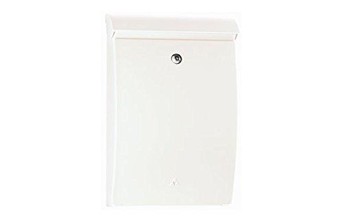 Arregui Nova E-5321 M262328 Boî te aux lettres exté rieure Blanc
