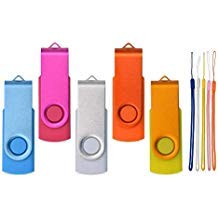 32MB Memory Stick Bulk 5 Pack - Small Capacity USB 2.0 Flash Drive - Multicolor Jump Drives by - Flash Drive Usb 32mb