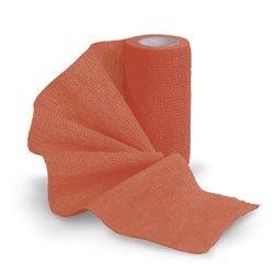 Sureflexx Self-Adhesive Bandages - Orange Box of 18 Rolls - C30175N by Sureflexx