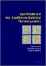 Book Equilibrium and Non-Equilibrium Statistical Thermodynamics by Le Bellac, Michel, Mortessagne, Fabrice, Batrouni, G. George (May 3, 2004)