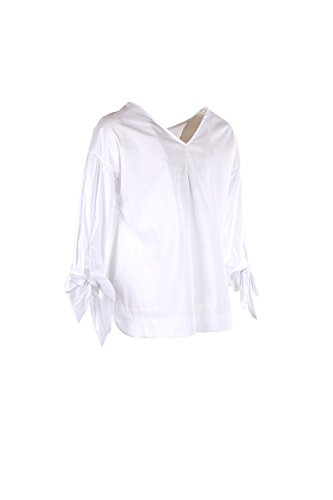 Blusa Estate Bianco 46 Donna Primavera 2018 Kp1cf003 Kaos 7AdqwB7
