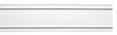 Screen Tight WCAP38 3-1/2-Inch by 8-Feet Porch Screening System, White Cap -