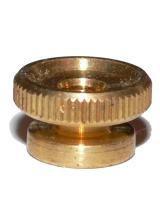 Pattern 4x Spark Plug Brass Thumb Nut M4 Thread