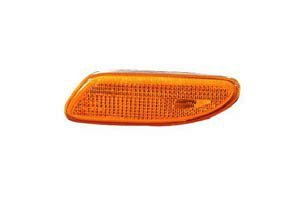 Mercedes Benz C Class Sedan 01-07/Coupe/Wagon 02-05 Signal Marker Light Unit RH USA Passenger Side CAPA - 2003 Mercedes Benz Clk500 Coupe
