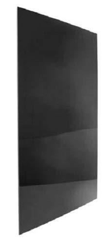 - Norcold 629757 Black Lower Door Panel Insert