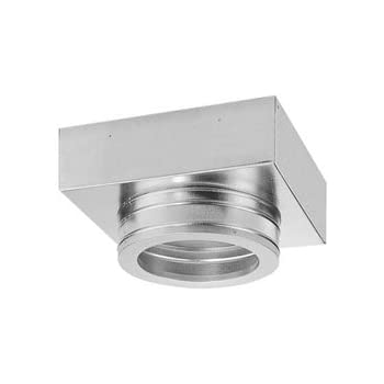 Amazon Com Class A Chimney Pipe Square Ceiling Support